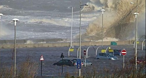 New Brighton Floods