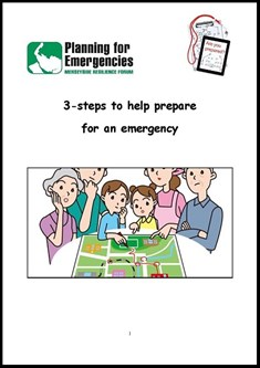 3-steps to help prepare